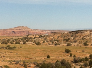 Celebrating the completion of our remodeling project by getting away from it all in Moab.