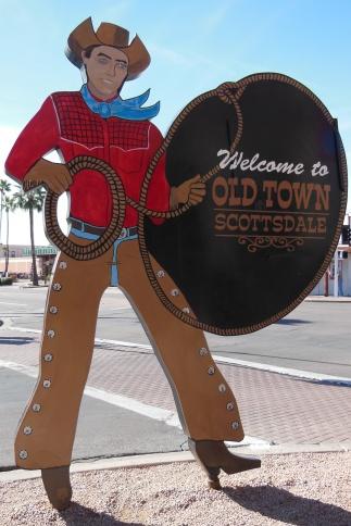 Welcome to Scottsdale, Arizona!