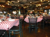 Grimaldi's Pizzaria in Scotsdale, Arizona