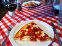 Coal brick-oven pizza at Grimaldi's in Scottsdale