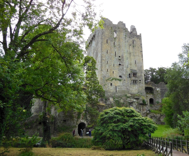 Blarney Castle: Check!