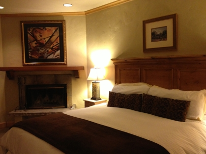 The Lodge and Spa at Cordillera in Beaver Creek, Colorado.