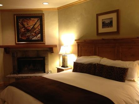 The Lodge and Spa at Cordillera in Beaver Creek, Colorado.