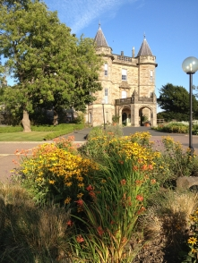 The Marriott Dalmahoy Hotel and Country Club in Edinburgh.