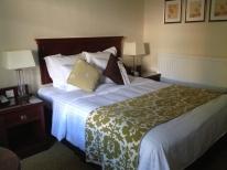The Marriott Dalmahoy Hotel and Country Club in Edinburgh, Scotland.
