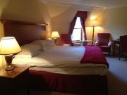 The Newton Hotel in Nairn, Ireland.