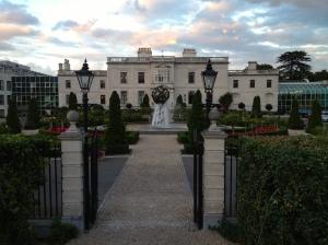 Radisson Blu St. Helen's Hotel in Dublin, Ireland.