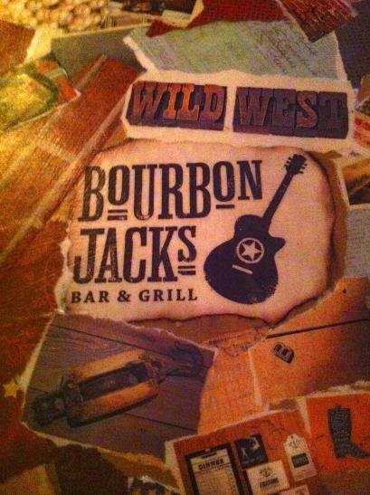 Bourbon Jacks Bar & Grill in Chandler, Arizona.