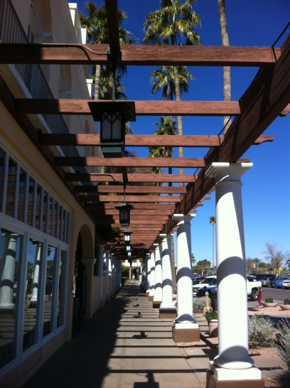 San Marcos Place in Chandler, Arizona.