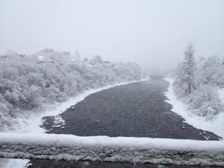 The Roaring Fork River