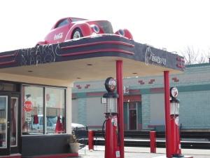Cruiser's Cafe 66 in Williams, Arizona