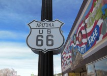 Route 66 in Williams