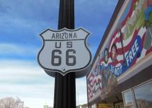 Route 66 in Williams