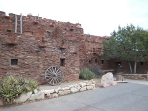 The Hopi House at the Grand Canyon