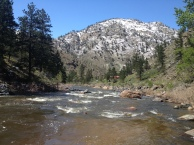 The Cache la Poudre River and Scenic Byway are just minutes away.