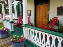 The Healy House Museum in Leadville