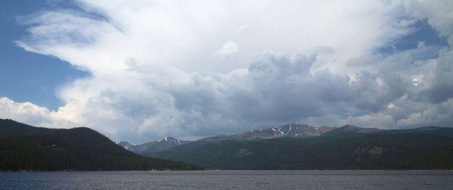 Turquoise Lake near Leadville, Colorado