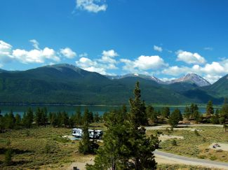 Whitestar Campground at Twin Lakes