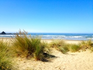 Beach at Oceanside