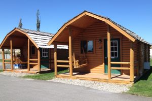 Cabins at Pony Express