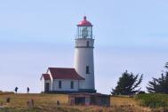 Cape Blanco Lighthouse