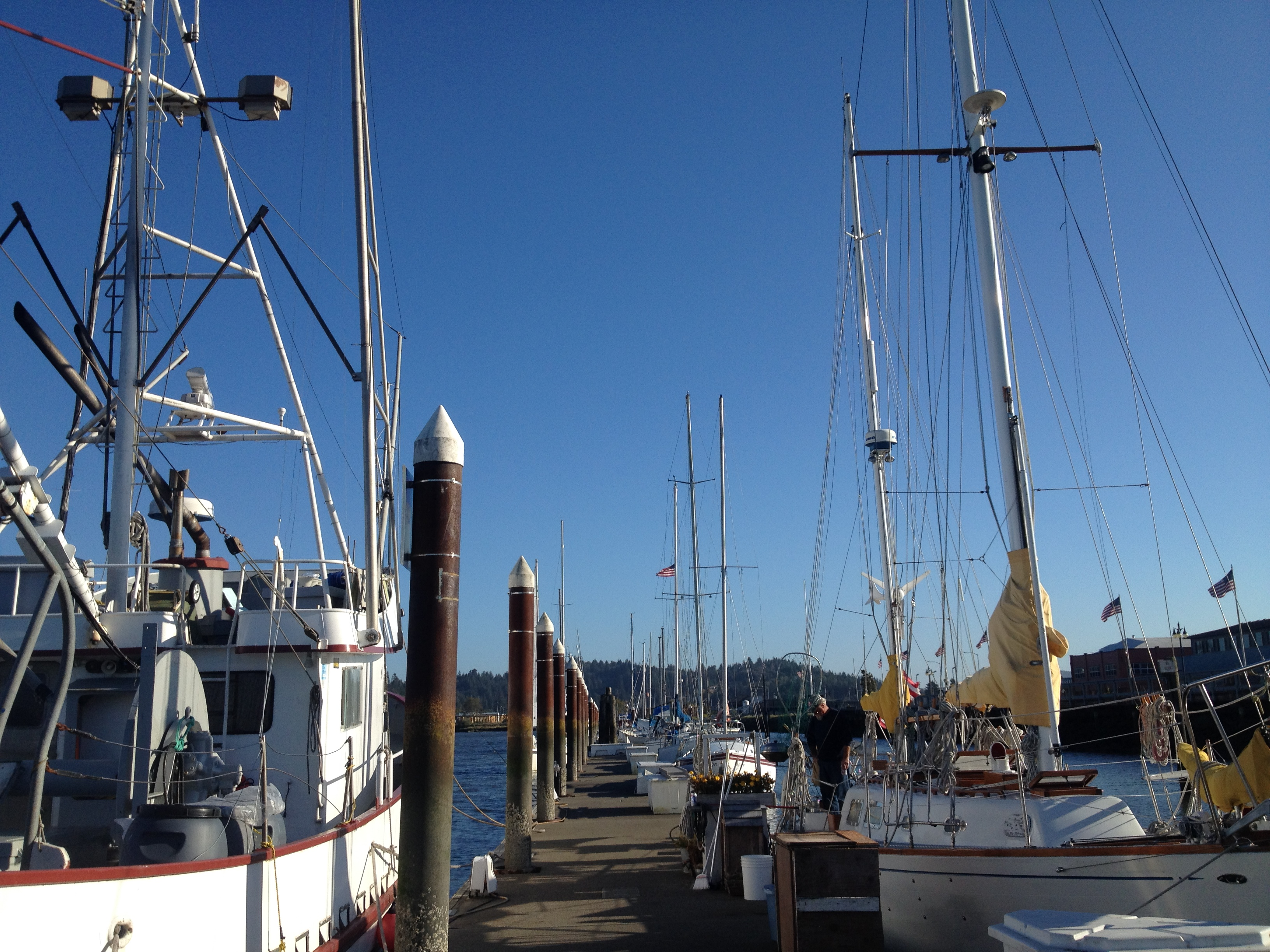 Life s a beach in charleston oregon tales from the for Coos bay fishing