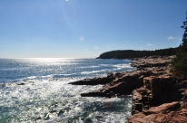 Atlantic from Acadia