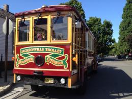 Jacksonville Trolley