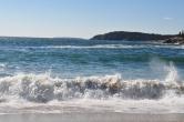 Sand Beach Acadia at National Park