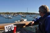 Scott at Thurston's Lobster Pound