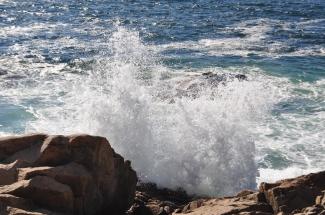 Splash at Acadia