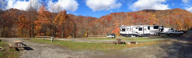 Ashland ATV Resort Campsite