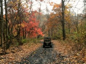 Hatfield McCoy Trail Ride