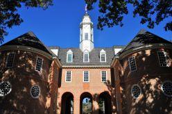 Colonial Williamsburg Capitol travel blog