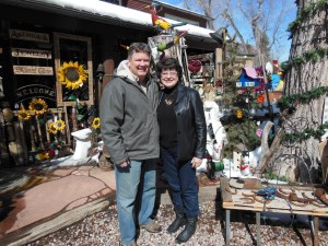 kevin and julie in redstone, colorado
