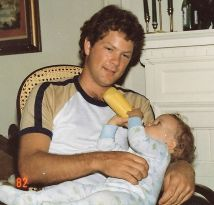Kevin with nephew Norman