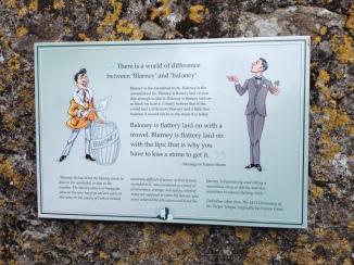 Blarney or baloney?