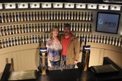 Fun with beer at Guinness Store House