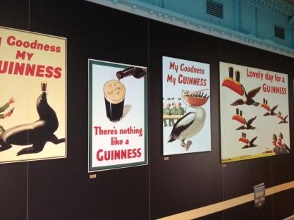 History of Guinness advertising