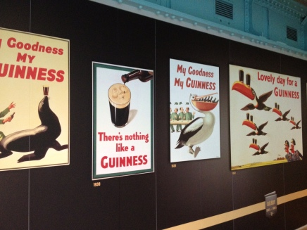 History of Guinness advertising