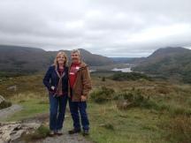 Mandy and Scott in Ireland