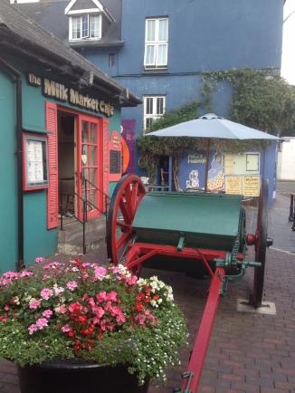 Milk Market Cafe in Kinsale