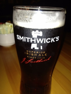 Time for a Smithwick's