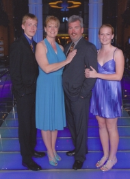 Family on Cruise 2011