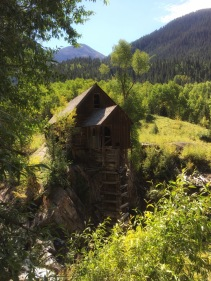 Crystal Mill in Marble, Colorado