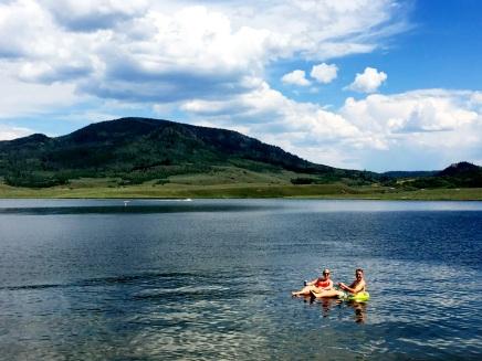 Lake life!